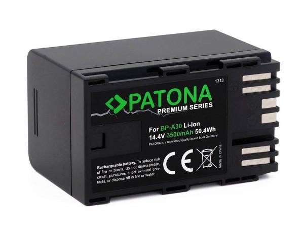 Patona Premium Ersatz für Akku Canon BP-A30