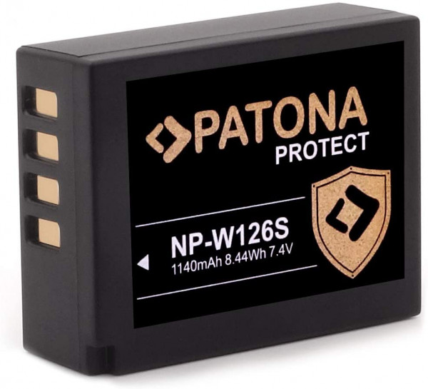 Patona Protect NP-W126