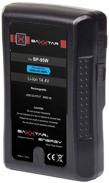 Baxxtar V-Mount Akku BP-95W