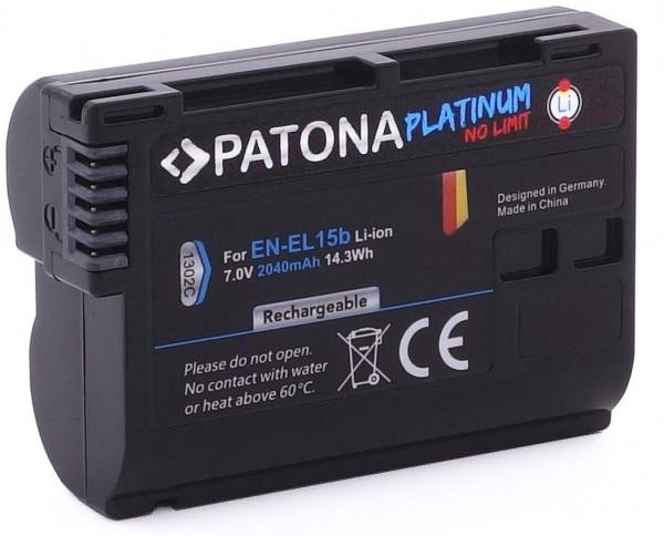 Patona Platinum Ersatz für Akku Nikon EN-EL15b
