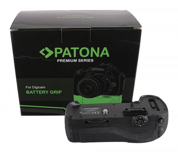 Patona Batteriegriff für Nikon MB-D12