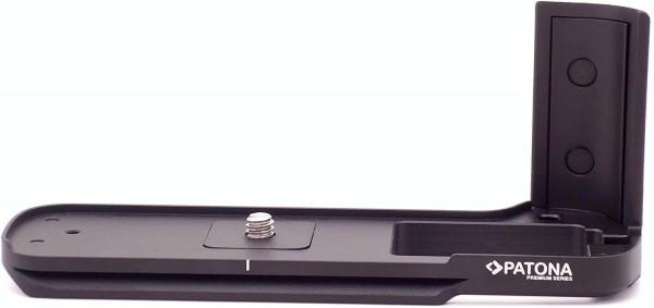 Patona Schnellwechselplatte MHG-XT3 MHG-XT2 für Fujifilm X-T3 X-T2