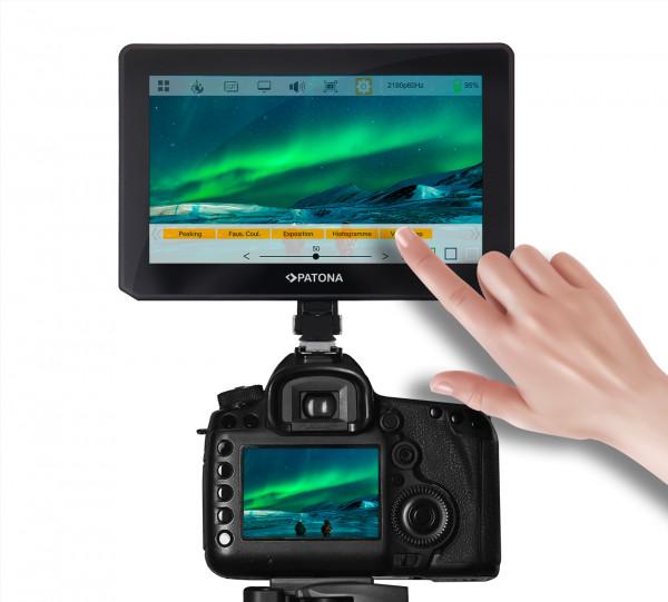 Patona 5 Zoll Touch Monitor