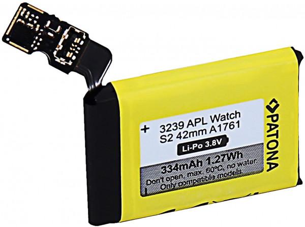 Patona Akku Apple Watch 2 42mm