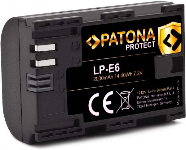 Patona Protect LP-E6