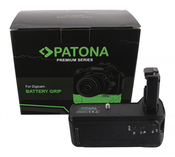 Patona Batteriegriff für Sony VG-C2EM