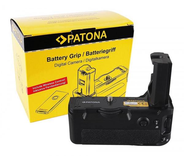 Patona Batteriegriff für Sony VG-C3EM