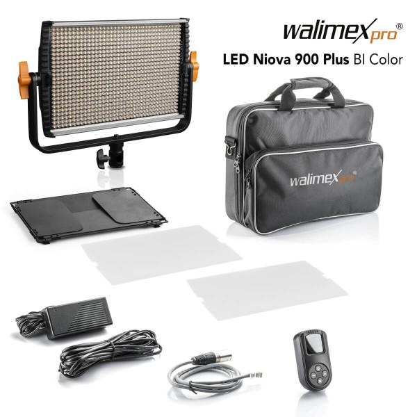 Walimex pro LED Niova 900 Plus BI Color 54W
