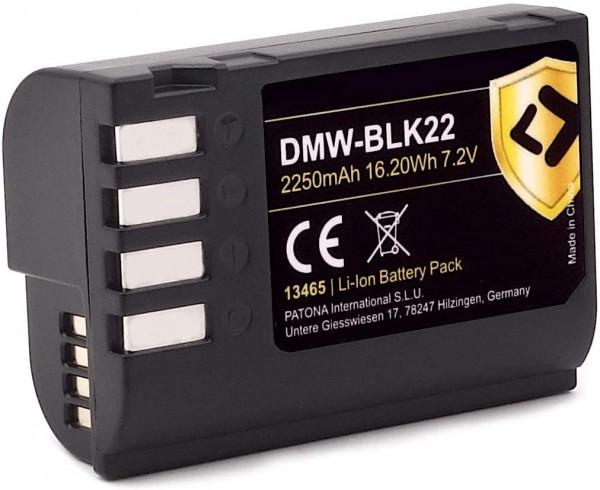 Patona Protect DMW-BLK22