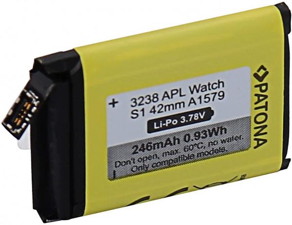 Patona Akku Apple Watch 1 42mm