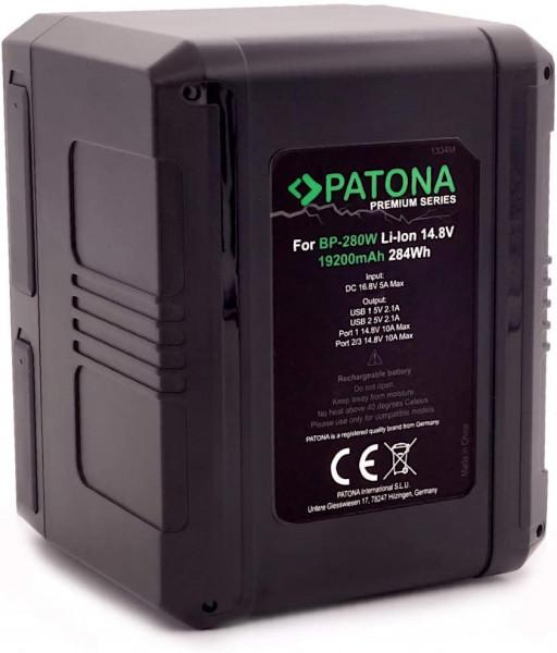 Patona V-Mount BP-280W
