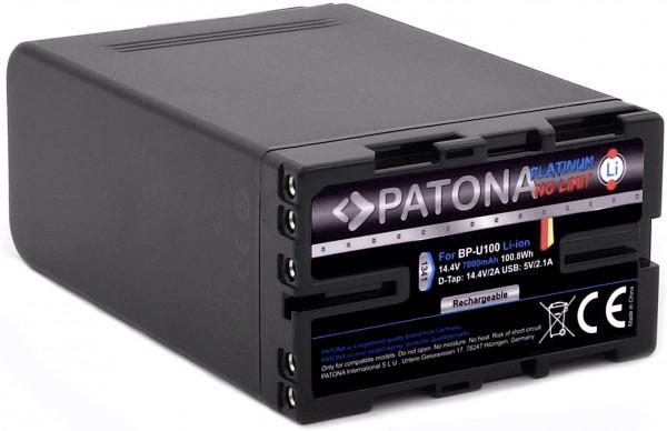 Patona Platinum BP-U100
