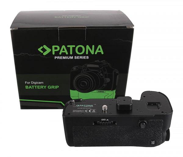 Patona Batteriegriff für Panasonic DMW-BGG9