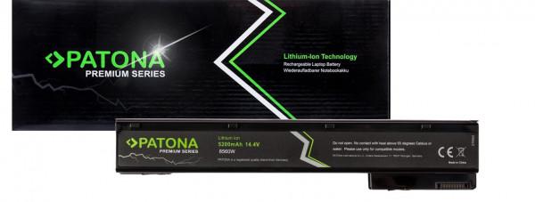 Patona Premium Ersatz für Akku HP Elitebook 8560w...
