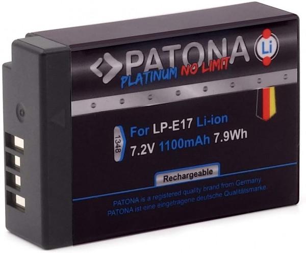 Patona Platinum LP-E17