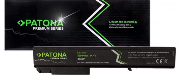 Patona Premium Ersatz für Akku HP Elitebook 530p...