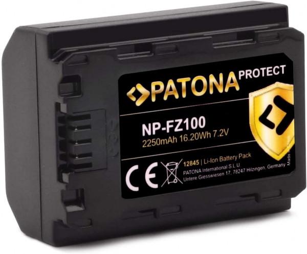 Patona Protect Sony NP-FZ100