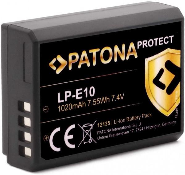 Patona Protect LP-E10