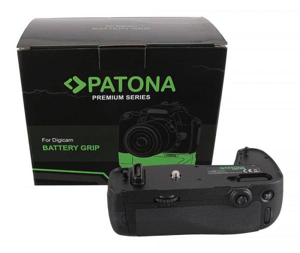 Patona Batteriegriff für Nikon MB-D16