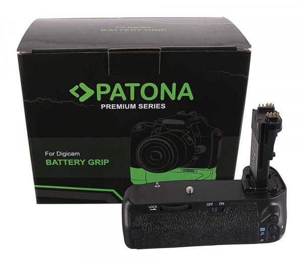 Patona Batteriegriff BG-E14