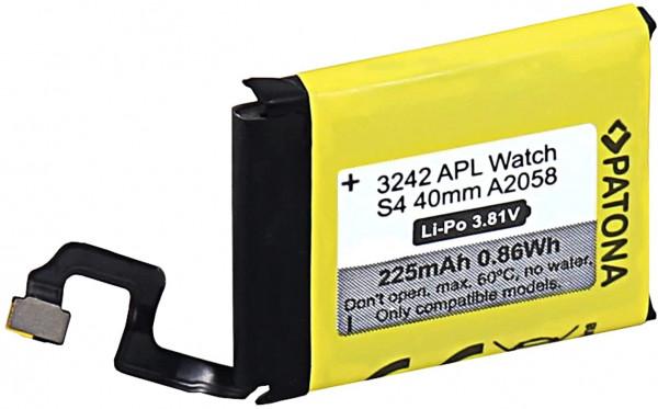 Patona Akku für Apple Watch4 40mm
