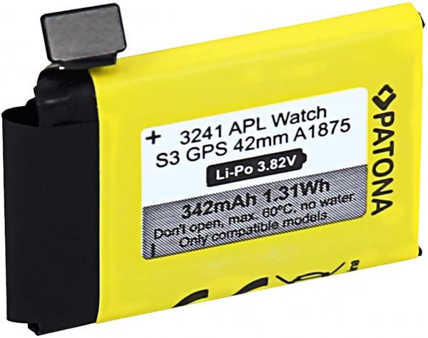 Akku für Apple Watch 3 GPS 42mm