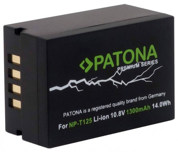 Patona Premium Ersatz für Fujifilm NP-T125