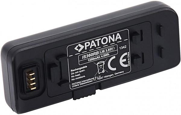 Patona Akku IS360RB