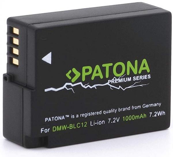 Patona Premium Akku DMW-BLC12