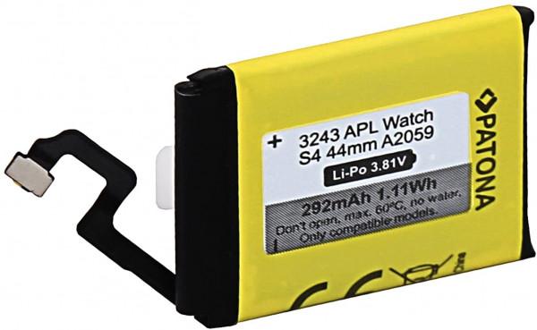 Patona Akku für Apple Watch 4 44mm