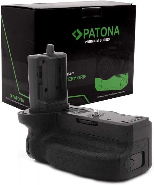 Patona Batteriegriff Ersatz für Sony VG-C4EM