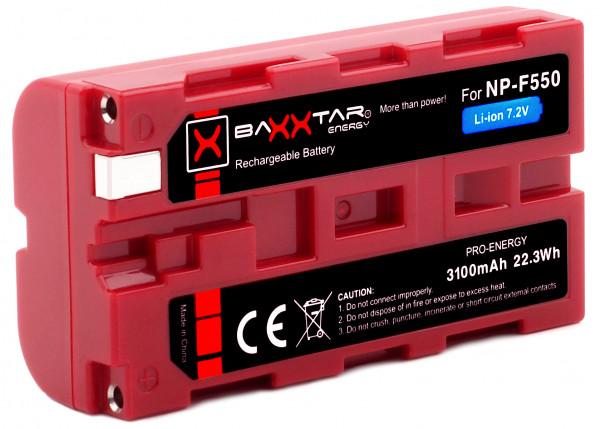Baxxtar NP-F550