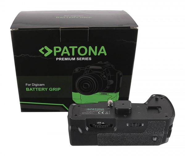 Batteriegriff Panasonic DMW-BGG1 zu Lumix DMC-G81 DC-G91 - mit IR-Fernbedienung