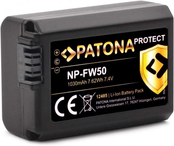 Patona Protect NP-FW50