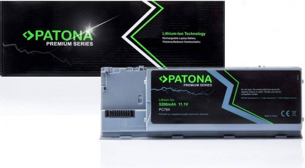 Patona Premium Ersatz für Akku Dell TG226...