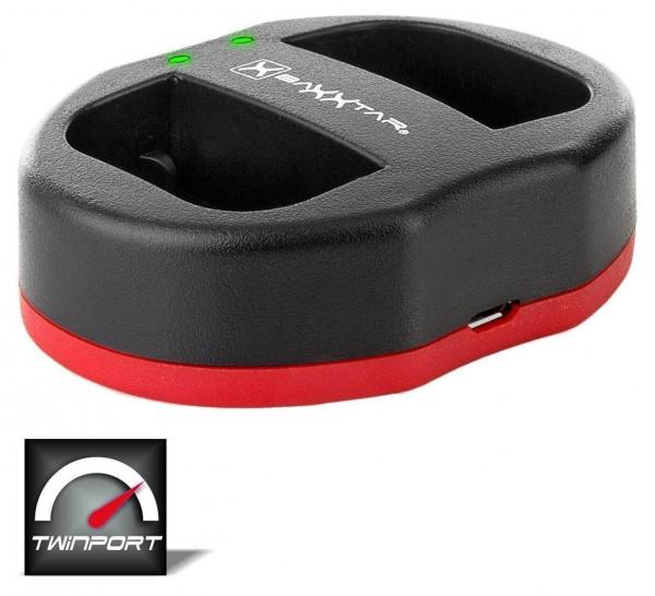 Baxxtar Twin Port für Akku Sony NP-FZ100