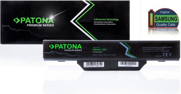 Patona Premium Ersatz für Akku HP 550....