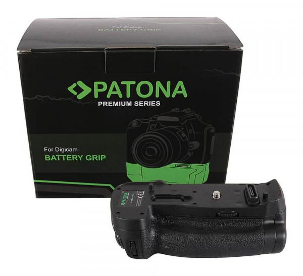 Patona Batteriegriff für Nikon MB-D18 / Nikon D850